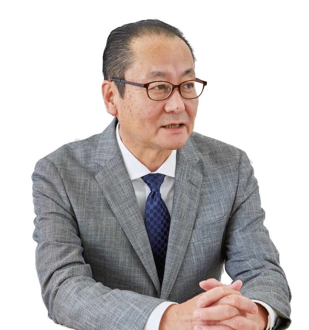 執行役員 ライフイノベーション部門長 代表取締役社長 髙橋 英喜