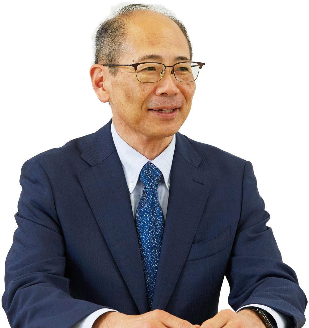 執行役員 生活・環境プロダクツ部門長 大須賀 仁一