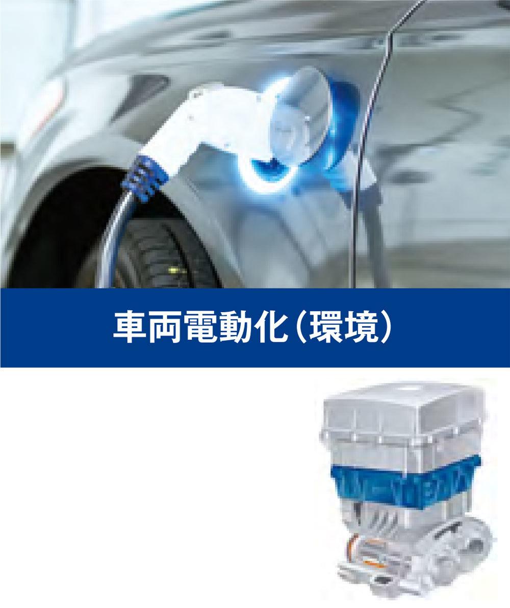 車両電動化(環境)