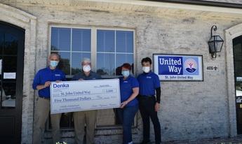 Response thumb  donation for food bank